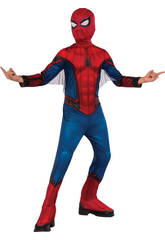 Disfraz niño Spiderman HC Classic T-M