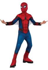 Costume bimbo Spiderman HC Classic L