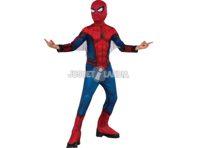 Disfraz Niño Spiderman HC Deluxe T-S Rubies 630845-S