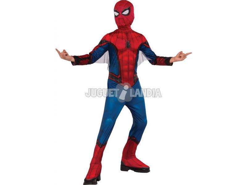 Disfarce Menino Spiderman HC Deluxe T - M Rubies 630845