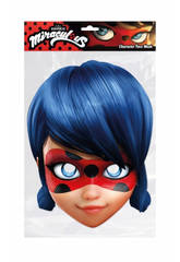 Máscara Ladybug Rubies 34812