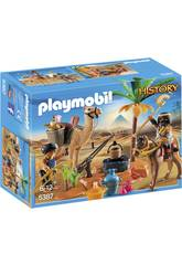 Playmobil Campement Egyptien