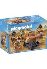 Playmobil egípcio com besta 5388