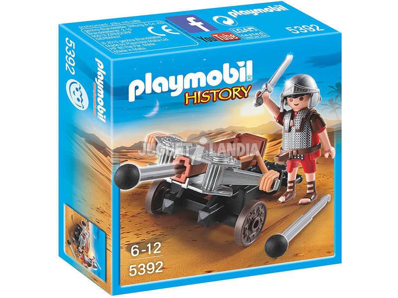 Playmobil Legionário com Besta