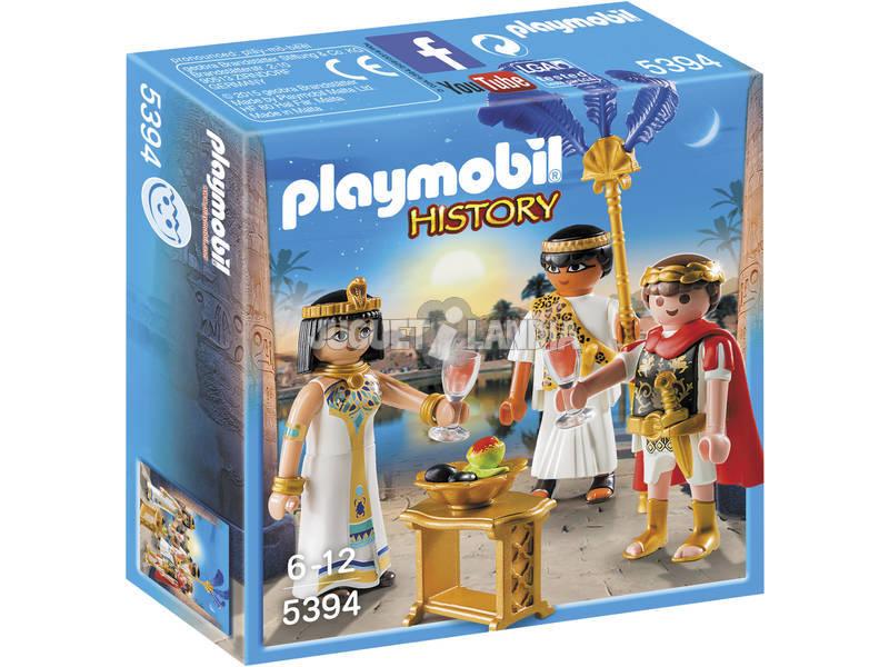Playmobil Cesar e Cleopatra