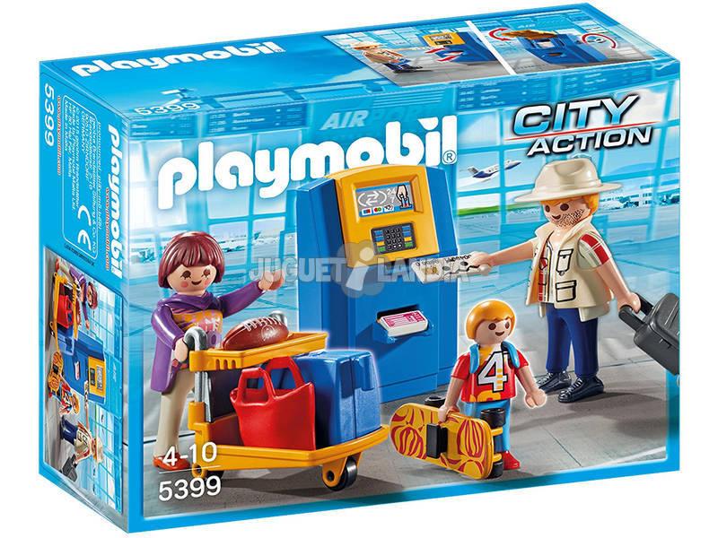Playmobil Família Check - In