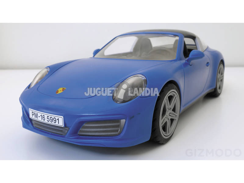 playmobil porsche 911 targa 4s 5991 juguetilandia. Black Bedroom Furniture Sets. Home Design Ideas
