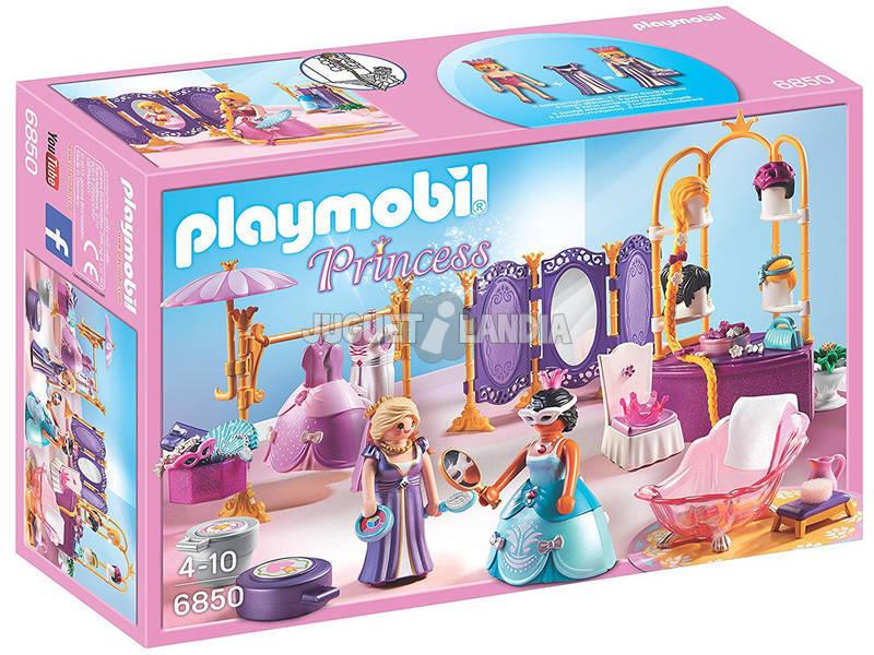Sala de Vestir Princesa Playmobil