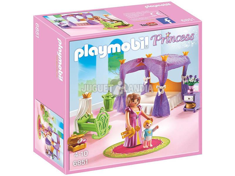 Quarto Princesa Playmobil com Berço