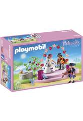 Playmobil Couple Princier Masqué 6853