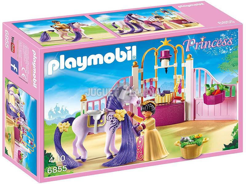 Playmobil Royal Horse Estável