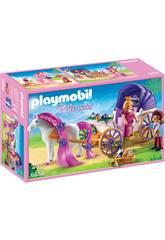 imagen Playmobil Pareja Real con Carruaje 6856