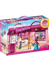 Playmobil Fashion Girls Boutique Portatile