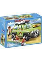 Playmobil 4x4 de Randonnée avec Kayaks 6889