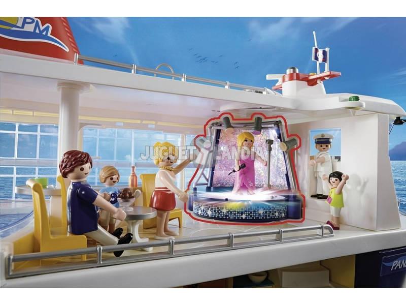 acheter playmobil bateau de croisi re juguetilandia. Black Bedroom Furniture Sets. Home Design Ideas