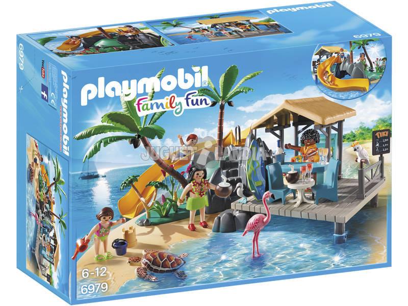 Playmobil Isla Resort 6979