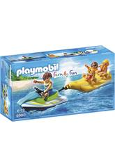 Playmobil Water Bike com Banana 6980