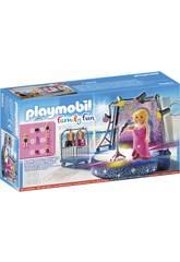 Playmobil Scène avec Artiste 6983