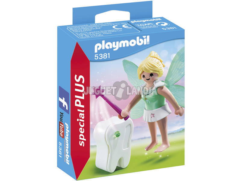 Playmobil Fada 5381