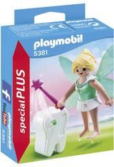 imagen Playmobil Fée avec Boîte à Dents de Lait 5381