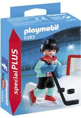 Playmobil Special Plus Giocatore di Hockey 5383