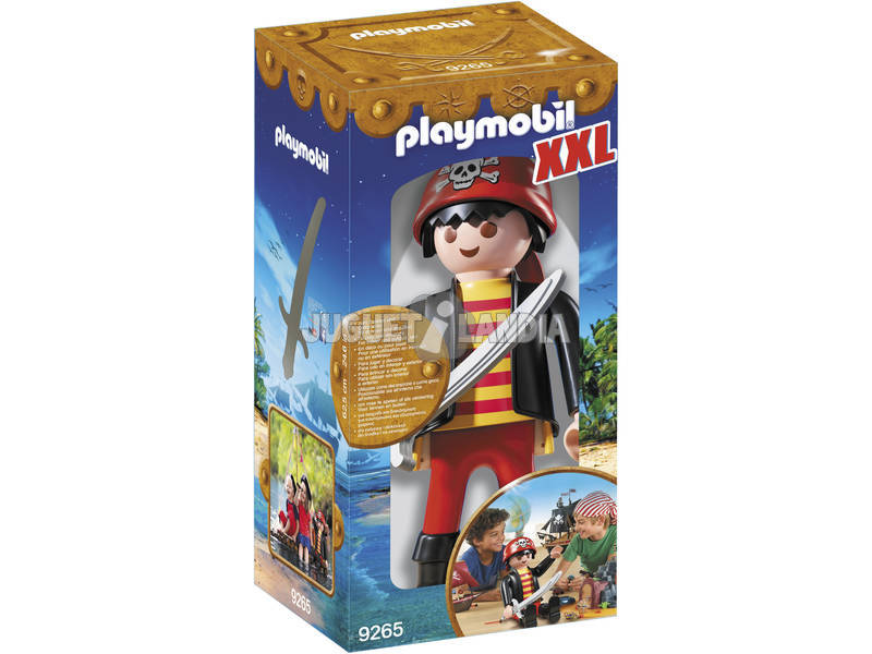 Playmobil XXL Pirata