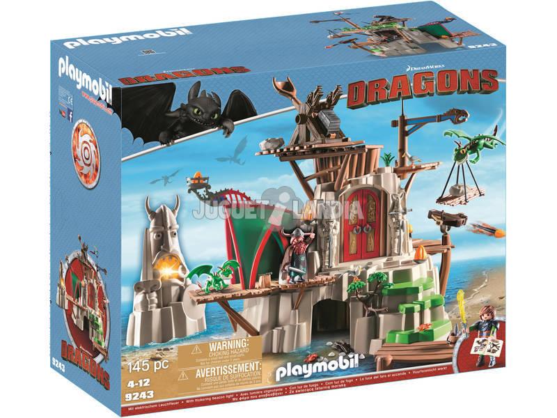 Playmobil Cómo Entrenar a Tu Dragón Mema 9243