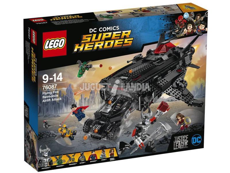 Lego Súper Héroes Justice League 3 76087