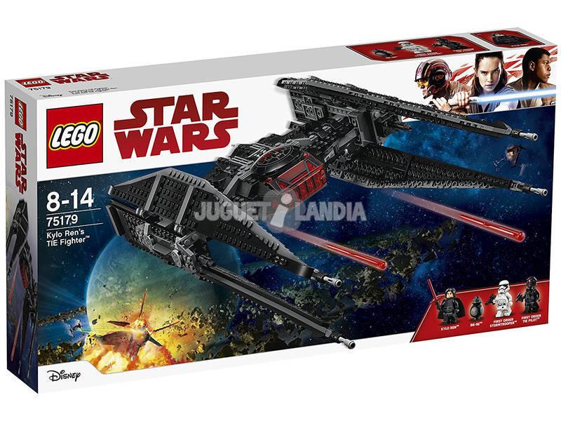 Lutador de TIE de Lego Star Wars Kylo Ren 75179