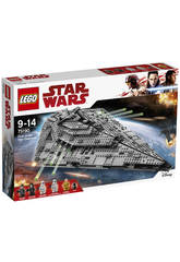 Lego Star Wars First Order Star Destroyer 75190