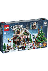 Lego Exclusives Le magasin de jouets d'hiver