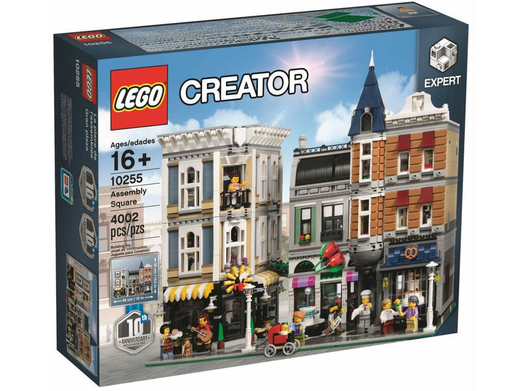 Lego Exclusivas Gran Plaza 10255