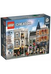 Lego Exclusives La Place de l'Assemblée 10255