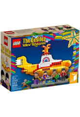 Lego Exclusivas Submarino Amarillo Beatles 21306