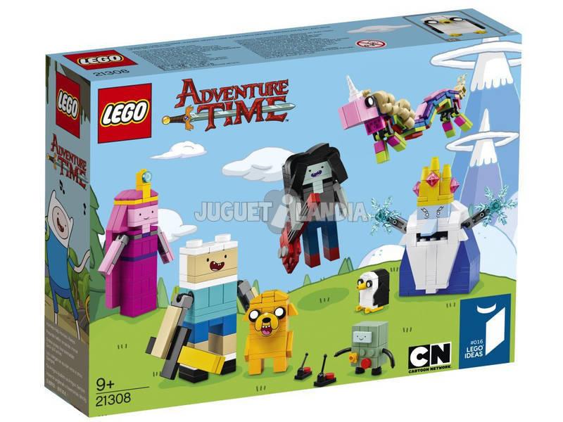 Lego Exclusivas Hora de Aventuras