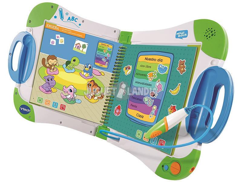 Multimédia Educativo Magi Book Vtech 602122