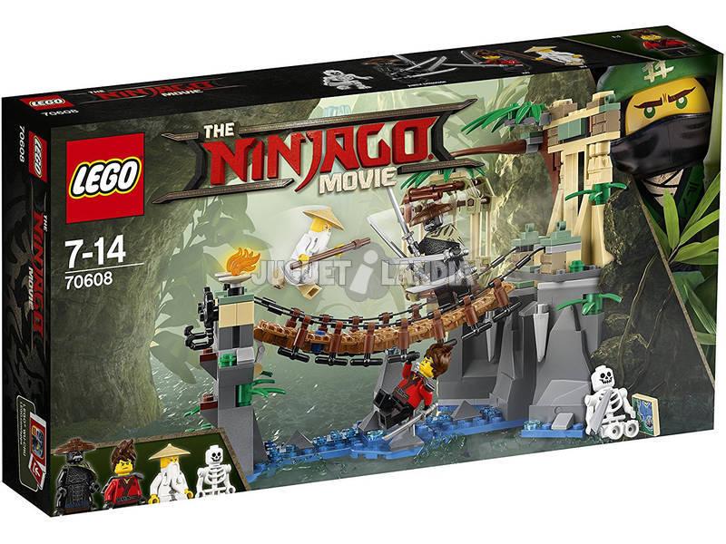 Lego Ninjago Falls do Mestre 70608