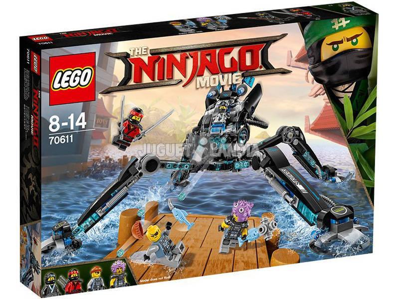 Lego Ninjago Water Warrior 70611