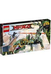 Lego Ninjago Dragón Mecánico Del Ninja Verde