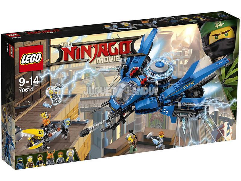 Lego Ninjago Jet Of Lightning