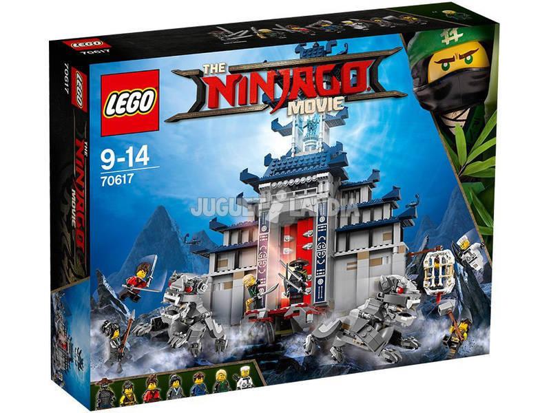 Lego Ninjago Templo Da Arma Definitiva 70617