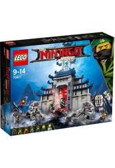 Lego Ninjago Templo Del Arma Definitiva