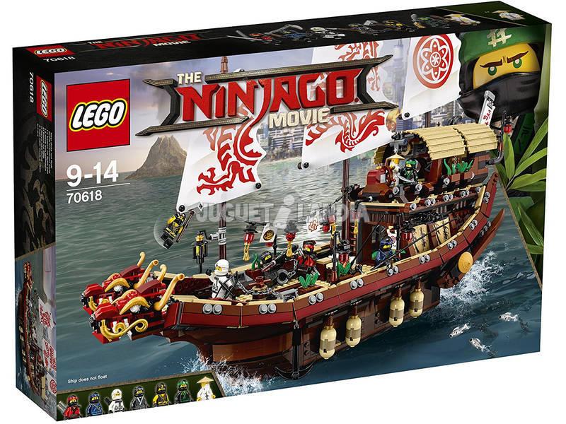 Lego Ninjago Barco De Assalto