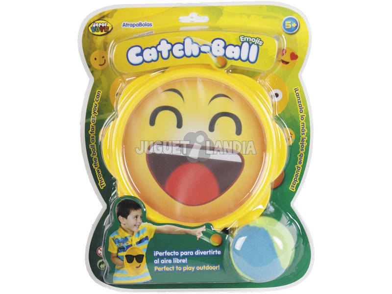 Catch Ball Emoticon