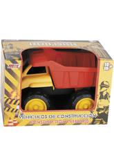 imagen Vehículo De Construcción Camión Volquete 30 cm.