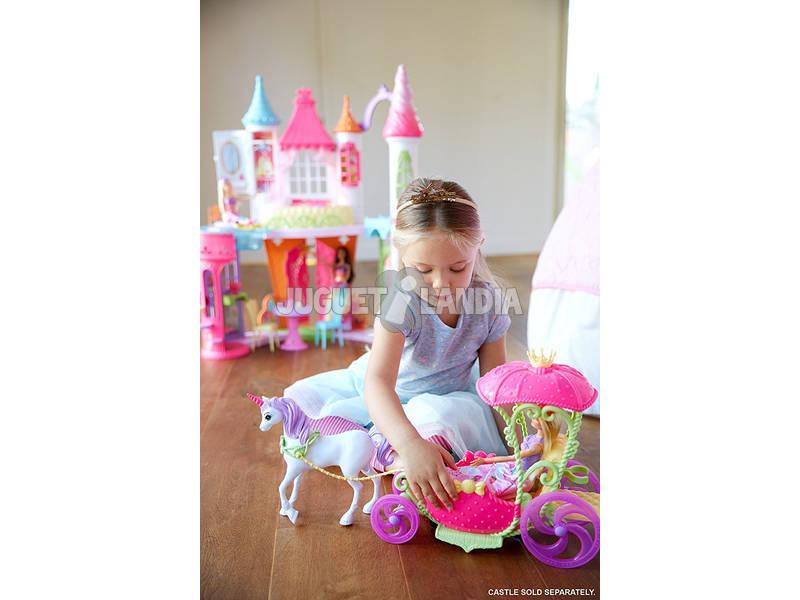 Acheter barbie carrosse royaume de bonbons mattel dyx31 - Carrosse barbie ...