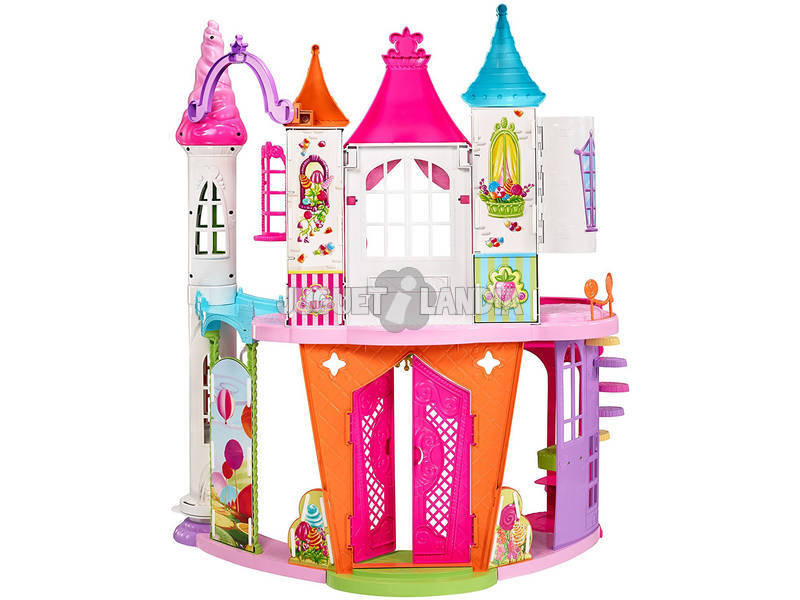 Barbie Palácio Reino das Chuches Mattel DYX32