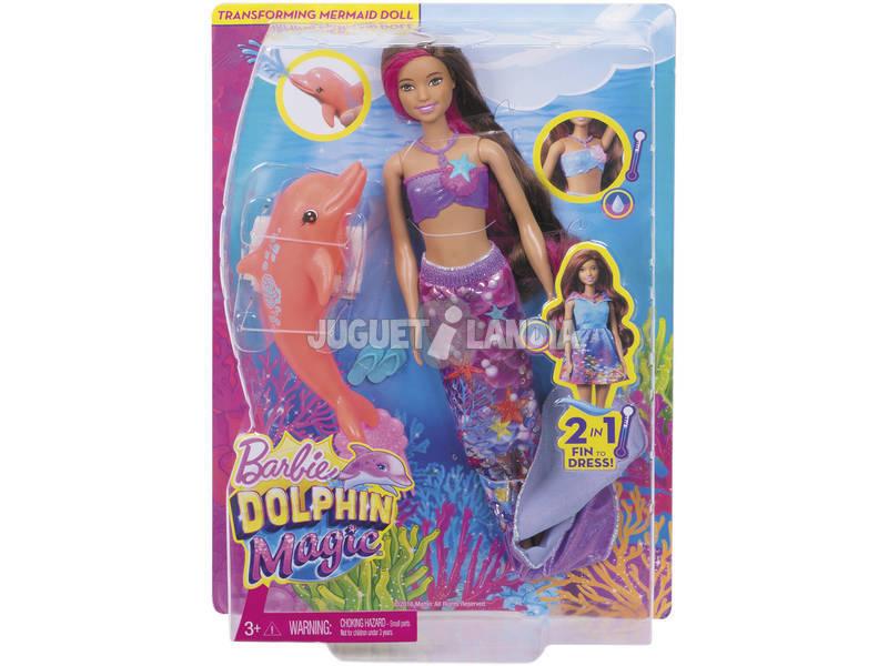 Barbie Sereia Mágica Mattel FBD64