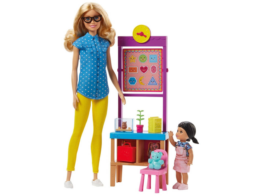Barbie Eu Posso Ser Mattel DHB63