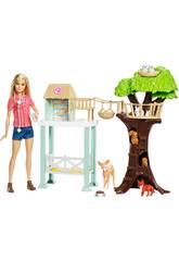 Barbie Veterinária e a Sua Quinta Mattel FCP78